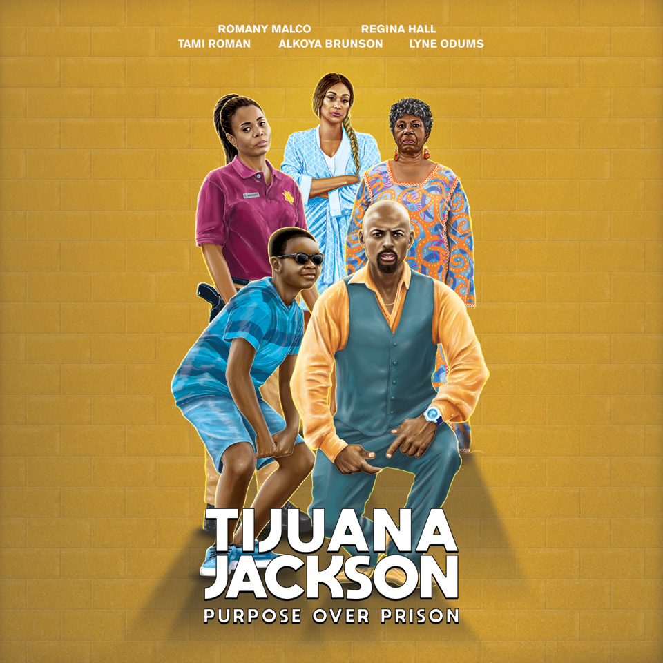 TIJUANA JACKSON <br /> PURPOSE OVER PRISON (2020) | Feature Film
